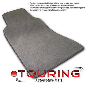 2015 2016 Ford Mustang 2 Pc Front Factory Fit Floor Mats