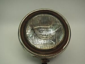Vintage Early Ford Headlight Assembly