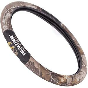 Signature Products Browning Steering Wheel Cover Realtree Xtra