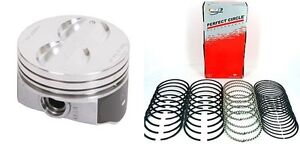 Speed Pro Amc Jeep 4 0l Pistons And Rings 1996 2006