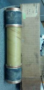 General Electric Current Limiting Fuse 9f60 Ccb025 Type Ej 1 Size C