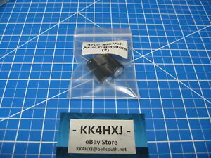 Sc Gha Series Axial Electrolytic Capacitors 450v 47uf 2 Pieces