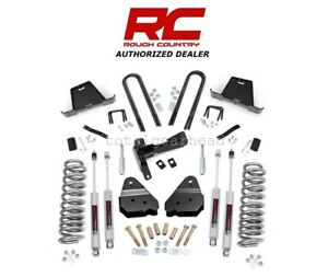 2005 2007 Ford F 250 F 350 Super Duty 4 5 Rough Country Lift Kit W N3 479 20