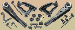 Ford Mustang 1971 1973 Super Front End Suspension Kit Performance Rubber