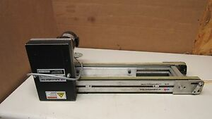 Mk Automation 5 75 x24 Double Belt Electric Conveyor 130v 9 4 1 Ratio 1100fpm