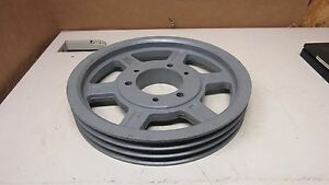Maurey 35v14 0e Qd V Belt Pulley Sheave 3 Groove 14 Od 3 3 4 Bore