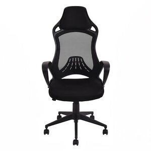 Office High Back Ergonomic Executive Swivel Chair Mesh Task Racing Computer Desk