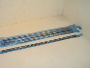4 Thomson 60 Case Shaft Linear Bearing Rail 1 2 l ctlx22 175 Pre Drilled