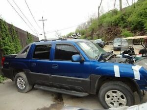 Trunk Hatch Tailgate Mid Gate Fits 02 06 Avalanche 1500 561564