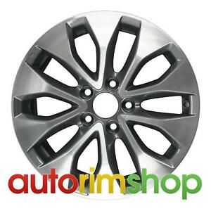 Honda Accord 2013 2014 2015 17 Factory Oem Wheel Rim 42700t3la92