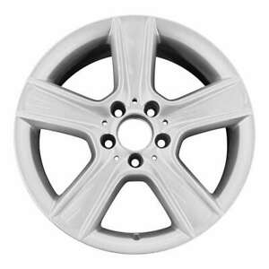 Mercedes C300 C350 2010 2011 17 Factory Oem Rear Wheel Rim