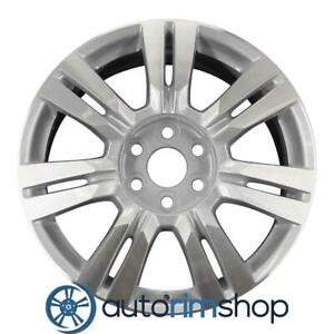 Cadillac Srx 18 Factory Oem Wheel Rim Machined With Silver