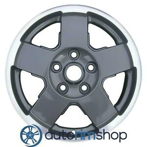 Jeep Commander 2006 2007 2008 2009 2010 17 Factory Oem Wheel Rim Charcoal