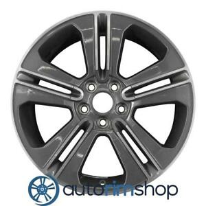 Ford Mustang 2013 2014 19 Factory Oem Wheel Rim Dr3z1007l