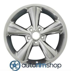 Ford Mustang 2006 2007 2008 2009 18 Factory Oem Wheel Rim Polished