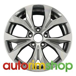 Honda Civic 2012 2013 17 Factory Oem Wheel Rim