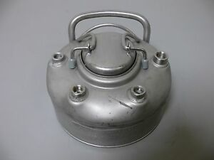 Alloy Products 1 5 Liter 316l Stainless Steel Pressure Vessel With Valve 140 Psi