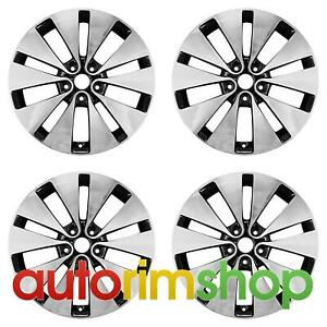 Kia Optima 2011 2013 18 Factory Oem Wheels Rims Set 529102t550