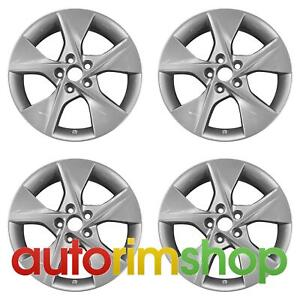 Toyota Camry 2012 2014 18 Oem Wheels Rims Set