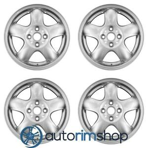 Mini Cooper Mini Clubman 2007 2014 15 Factory Oem Wheels Rims Set
