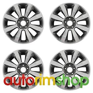 Kia Optima 2011 2013 18 Factory Oem Wheels Rims Set 529102t650