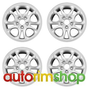 Bmw X3 2004 2006 17 Oem Bmw Style 111 Wheels Rims Set