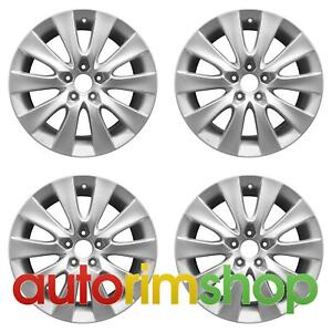 Honda Accord 2008 2010 18 Oem Wheels Rims Set