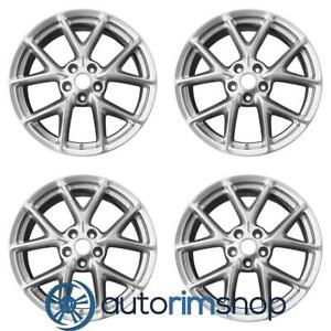 Nissan Maxima 2009 2012 19 Factory Oem Wheels Rims Set Hyper