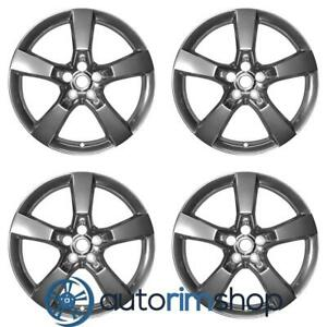 Chevrolet Camaro 2010 2013 20 Factory Oem Staggered Wheels Rims Set