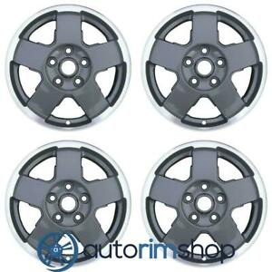 Jeep Commander 2006 2010 17 Factory Oem Wheels Rims Set 5js92trma
