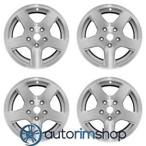 Jeep Grand Cherokee 2005 2007 17 Factory Oem Wheels Rims Set 1bn34trmaa