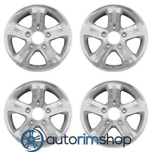 Kia Sorento 2002 2009 16 Factory Oem Wheels Rims Set
