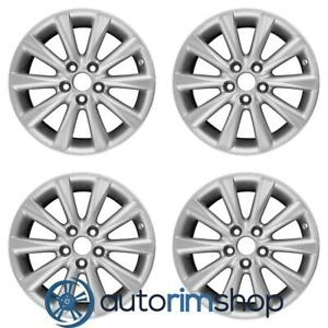 Lexus Is250 Is350 2009 2010 17 Factory Oem Wheels Rims Set