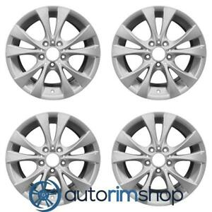 Bmw 525xi 17 Factory Oem Wheels Rims Set 36116783283