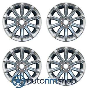 Lincoln Mkx 2011 2015 18 Factory Oem Wheels Rims Set