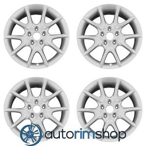Dodge Dart 2012 2016 17 Factory Oem Wheels Rims Set