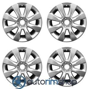 Infiniti M35 M45 2006 2007 18 Factory Oem Wheels Rims Set