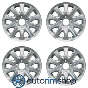 Plymouth Voyager 2001 2003 16 Factory Oem Wheels Rims Set