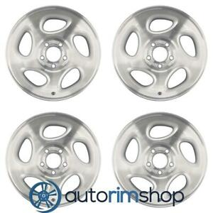 Ford Explorer Ranger Sport Trac 1998 2005 16 Factory Oem Wheels Rims Set