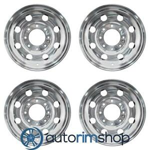 Ford Excursion F250 F350 1999 2005 16 Factory Oem Wheels Rims Set