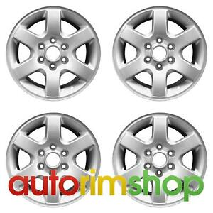 Ford Expedition 2007 2016 17 Factory Oem Wheels Rims Set