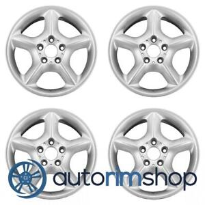 Bmw X5 2000 2006 17 Factory Oem Bmw Style 57 Wheels Rims Set