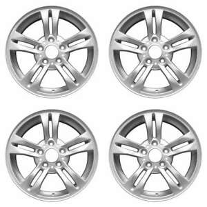 Bmw X3 2004 2010 17 Factory Oem Bmw Style 112 Wheels Rims Set
