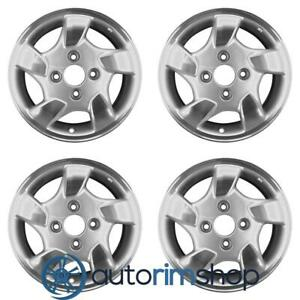 Honda Accord 1998 2000 15 Factory Oem Wheels Rims Set 5968755