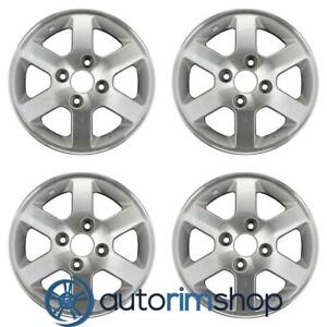 Honda Accord 1998 2002 15 Factory Oem Wheels Rims Set 6271324