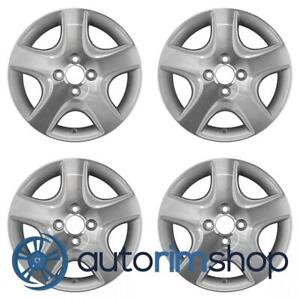 Honda Civic 2004 2005 15 Factory Oem Wheels Rims Set 7472590