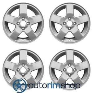 Chevrolet Aveo 2006 2008 15 Factory Oem Wheels Rims Set