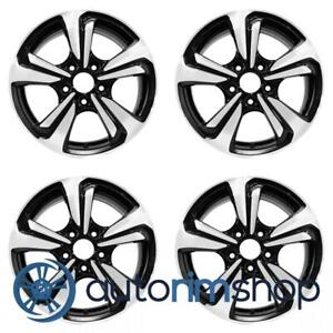 Honda Civic 2013 2015 16 Factory Oem Wheels Rims Set