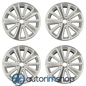 Toyota Highlander 2008 2013 19 Factory Oem Wheels Rims Set 4261148430