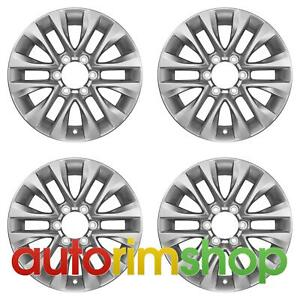 Lexus Gx460 2014 2018 18 Factory Oem Wheels Rims Set